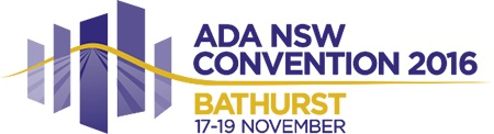 2016 ADA NSW CONVENTION – Bathurst
