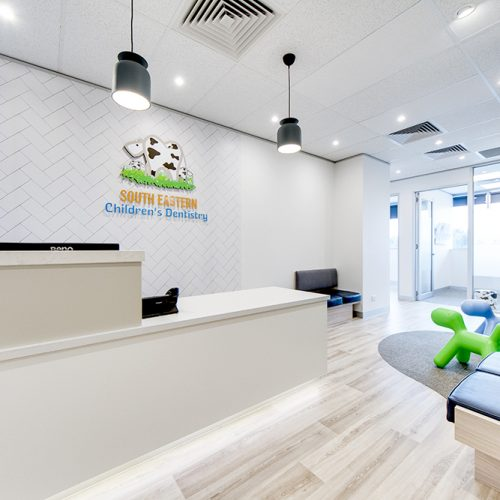 South Eastern Children's Dentistry Practice Design