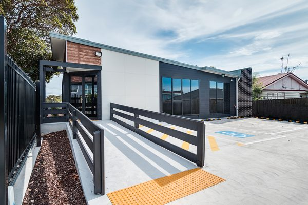 Dental practice module build Central Dental Frankston