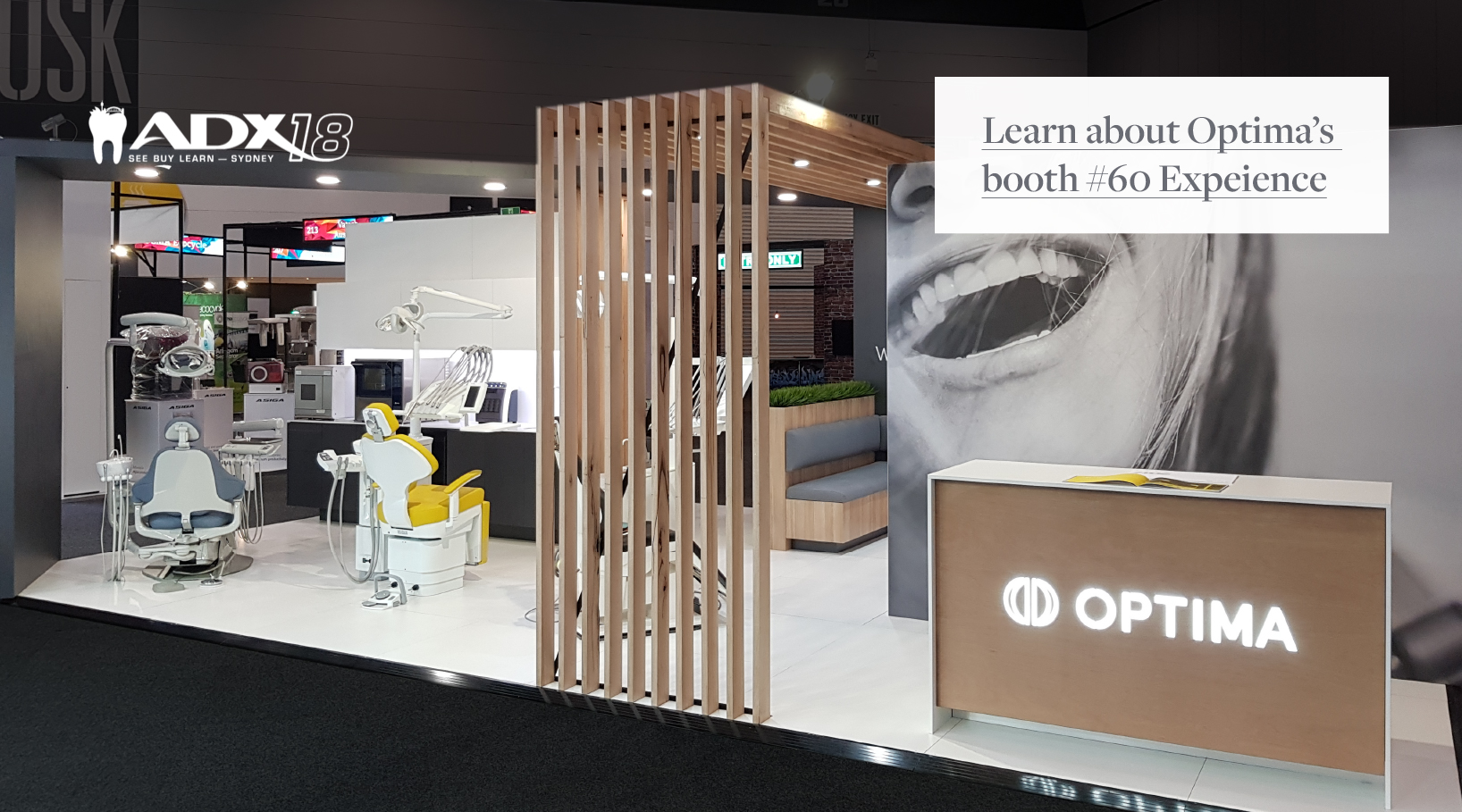 Optima ADX18 Dental Conference