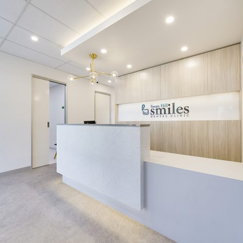 Practice Fitout: Swan Hill Smiles