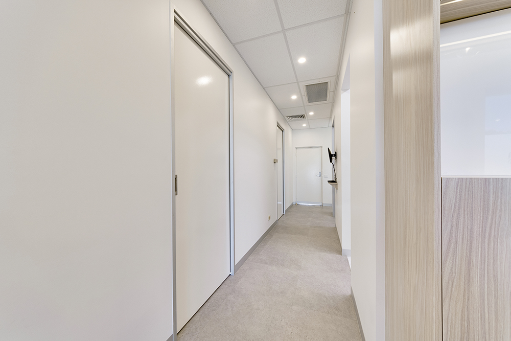 Practice fitout and Design Dental Swan Hill