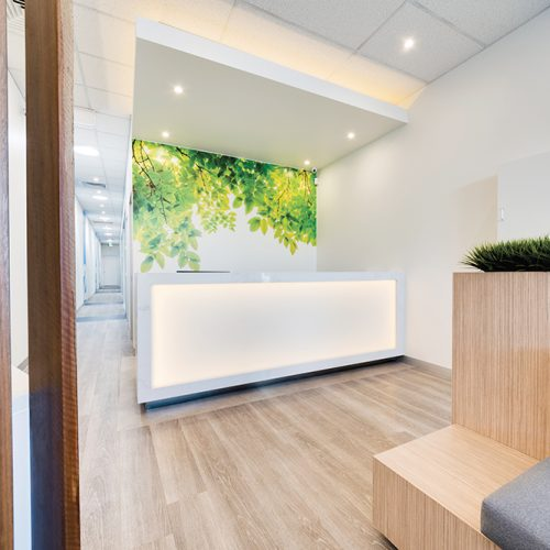 Practice Fitout: Choice Dental