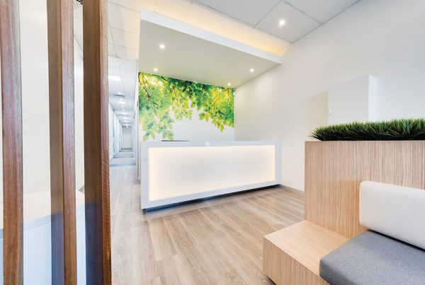 Dental practice fitout