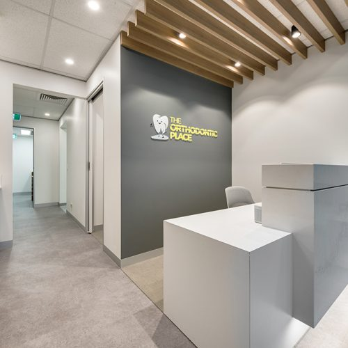 Practice Fitout: The Orthodontic Place
