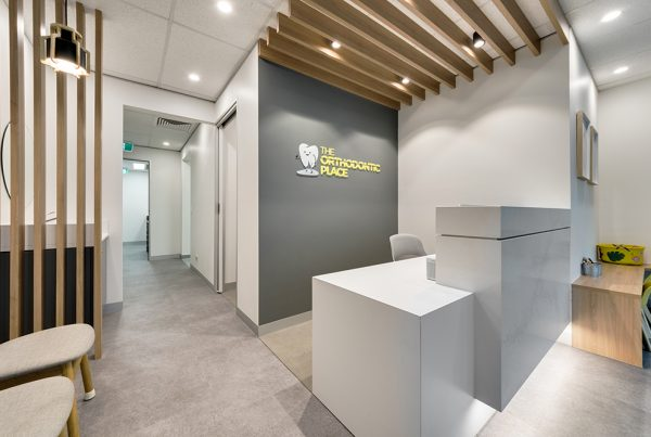 The Orthodontic place - practice design