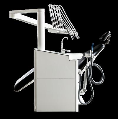 UNICline S dental chair by Heka Dental