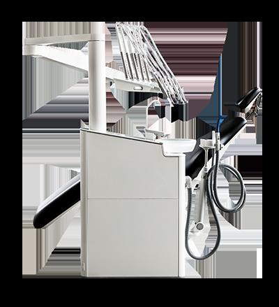 UNICline S | Heka Dental Chair