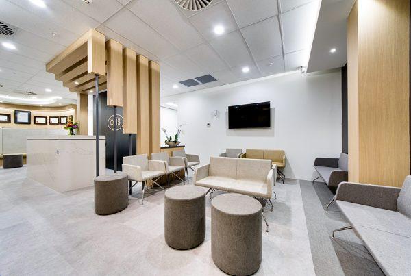 Specialist Practice Dental Practice Reception Design