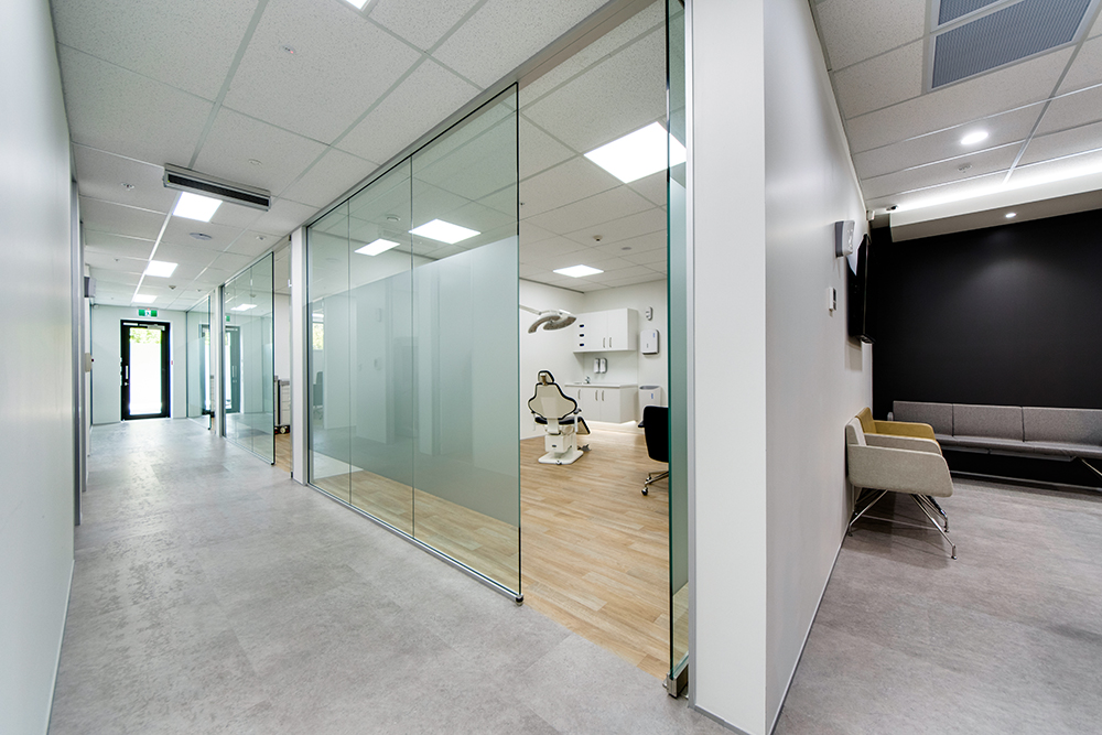 The Perfect Balance of Style, Workflow and Ergonomics For A Successful Dental Fitout
