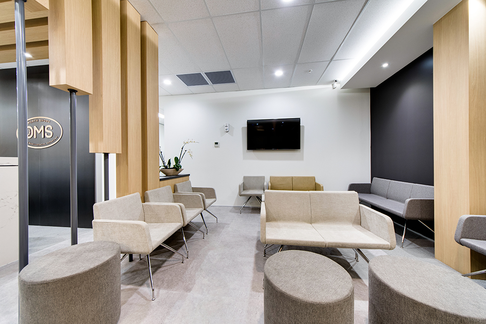 Specialist Practice Dental Practice Reception Design