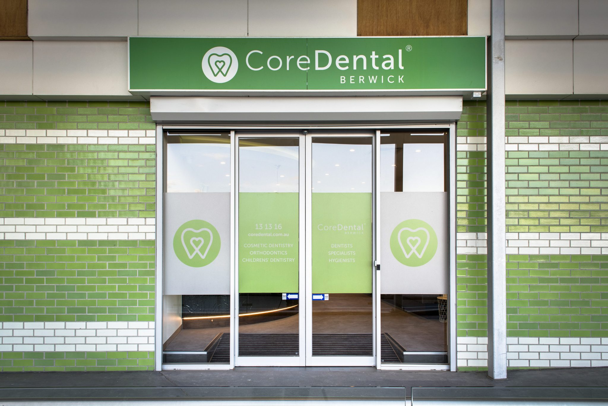 Core Dental – Dental Practice – Berwick