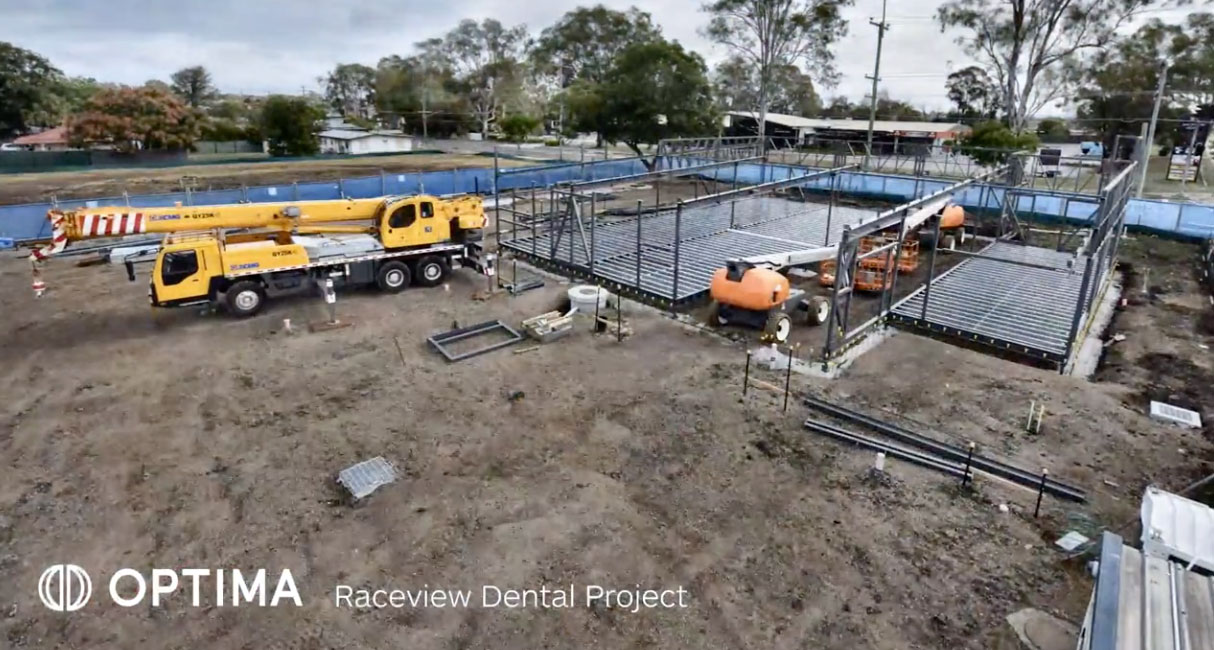Project Update – Raceview Dental