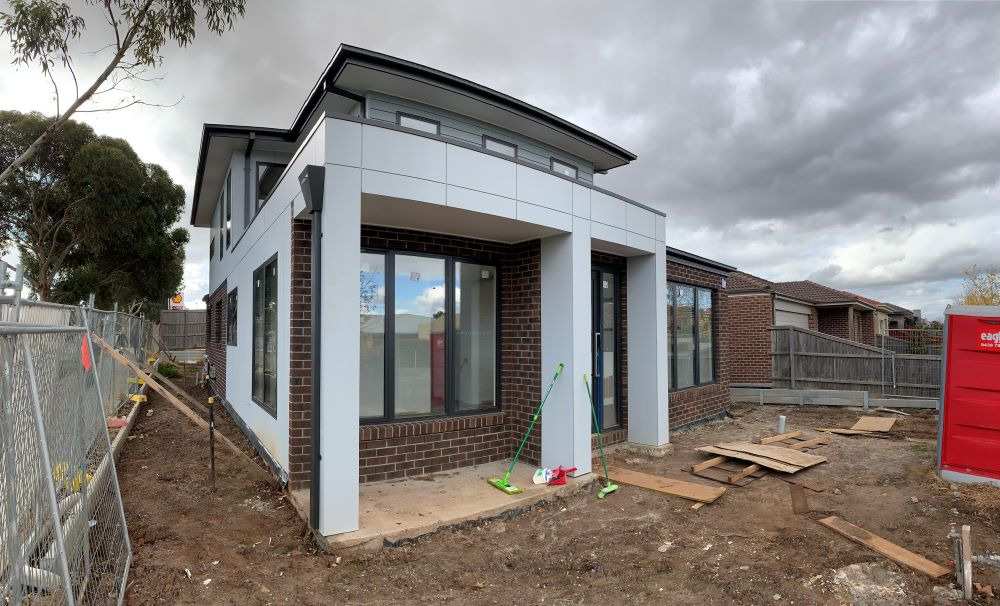 Project Update – Final External Works