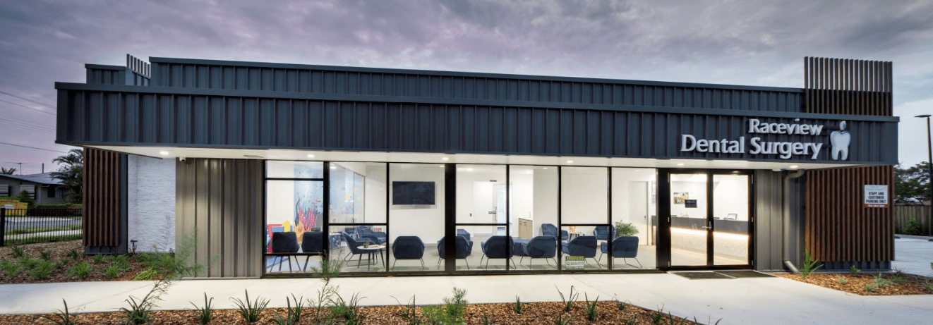 Project Update – Raceview Dental – Time Lapse Video