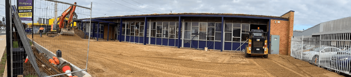 Project Update – Commercial Building Renovation