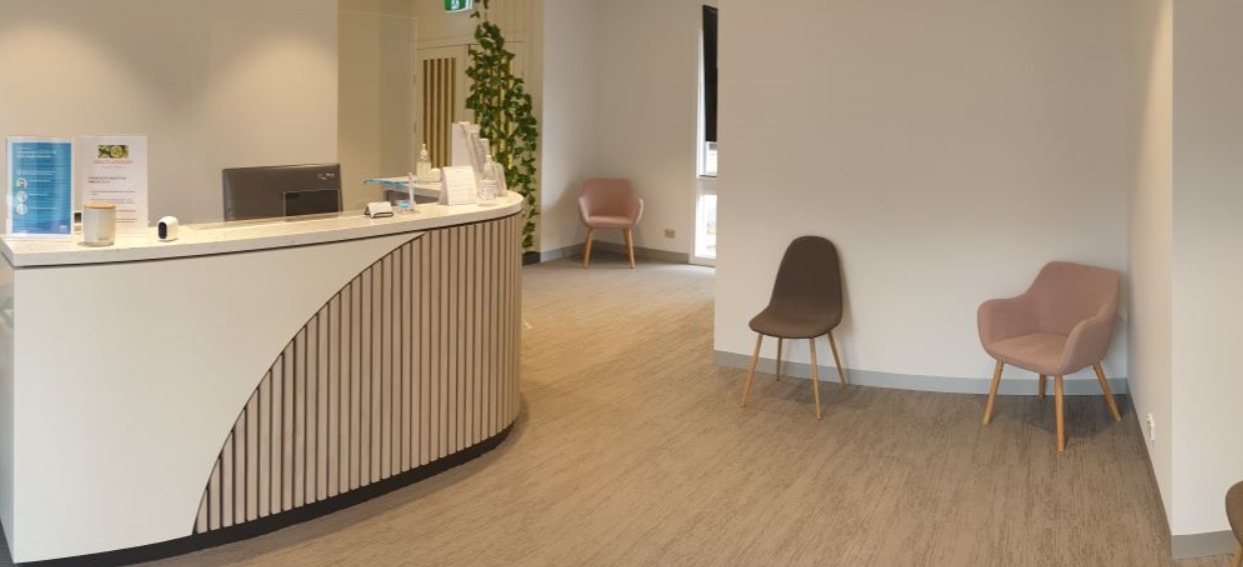 Recently completed project – Complete Smiles Dental