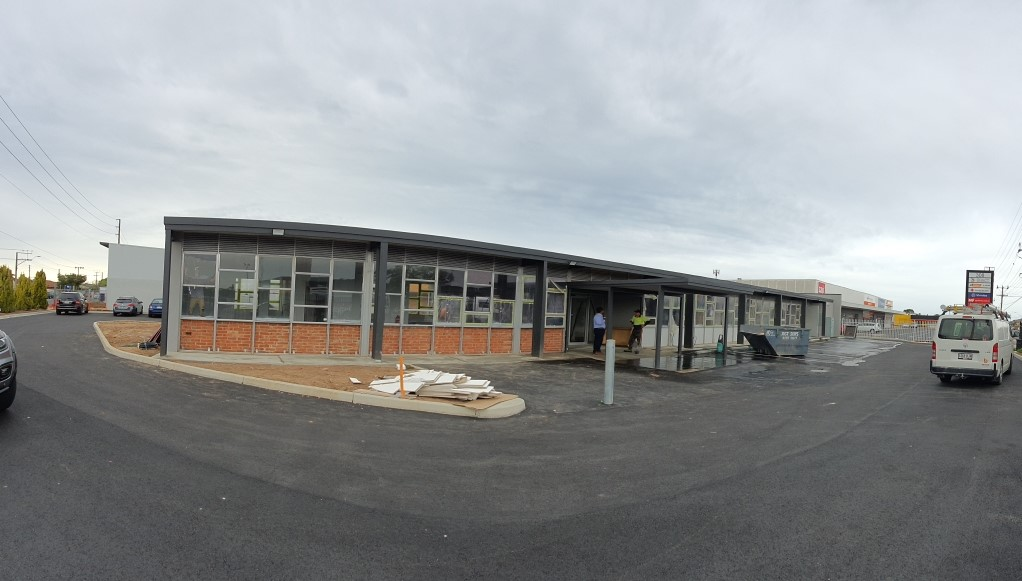 Project Update – Final fit out & landscaping