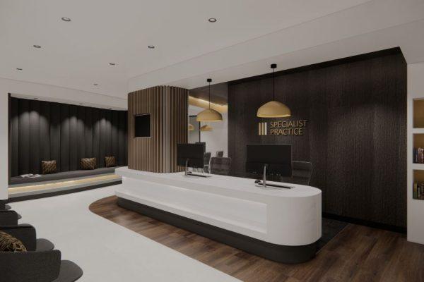 OPTIMA specialist practice design & fitout_PN1