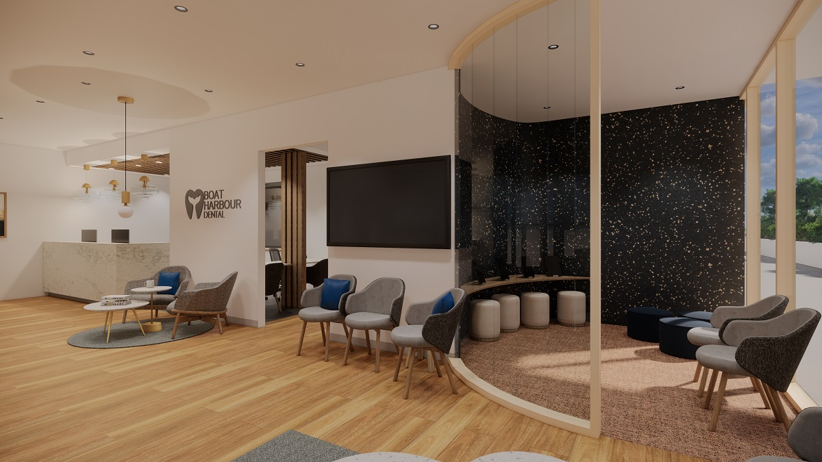 Dental Practice Waiting Room Design In The Age Of COVID-19